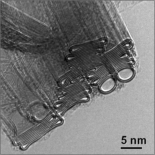 Nanotubes from the Windle group